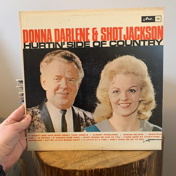 VINTAGE / Record / Country / 1960s